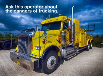 7 reasons truck driving is so dangerous
