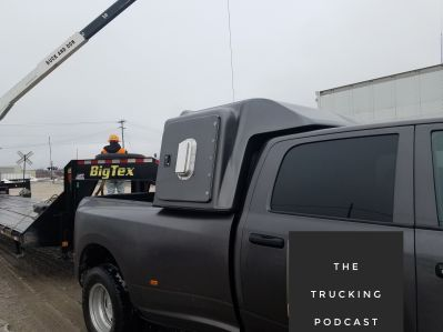 Do I Need A Dually For Hotshot Trucking? | Trucking Podcast